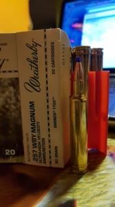 257 Weath.Mag.-Weatherby és Geco-Express 9,3x62 lőszer