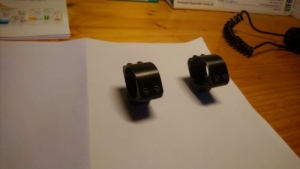 25MM tubusméretű gyűrűpár