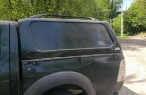 Ford Ranger Plató Doboz