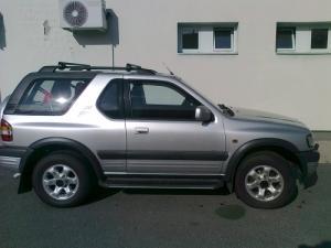 Opel Frontera 2.2DTi RS automata