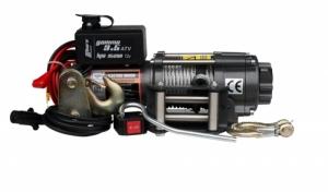 Vadfelhúzó csörlő HORN HPA 3500A 12V + Távirányító