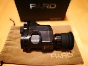 Pard NV007 mögétét