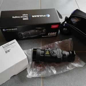 Pulsar Core FXQ50 BW hőkamera