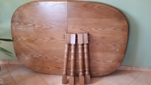 Tömör fa bútor olcsón eladó