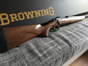 Browning X Bolt ajándék sörétessel
