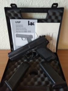 HK USP Standard 9 mm