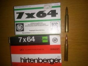7x64 rws hirtenberger és hüvelyperemező