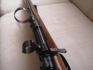 Mauser  M 98 7x64 Vadászpuska