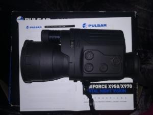 Pulsar Digiforce NV 970 éjjellátó keresőtávcső