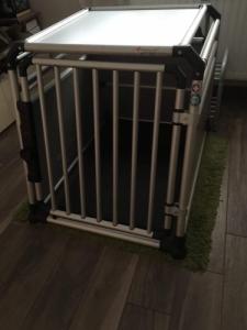 4 Pets Proline Eigle L aluminium kutyabox