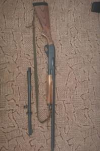 Remington 870 combo 12/76 áron alul sürgősen aladó
