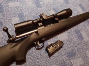 Savage m111 golyós vadászpuska