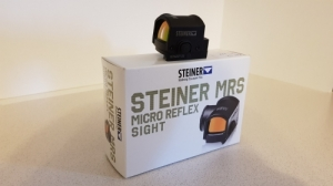 Steiner MRS micro red dot 3Moa ponttal