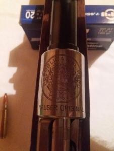 Mauser 1909 Peru
