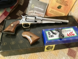 Pedersoli Remington Pattern Custom revolver