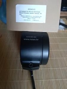 Rusan Q-R adapter AD540-63