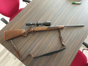 Sako 75 M IV 30.06 golyós vadászfegyver + Zeiss céltávcső