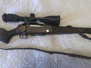 Voere Mauser Kufstein STL 3