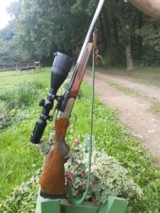 billenő csövű golyós vadászfegyver