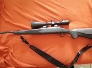 Golyós vadász fegycer