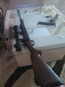 golyósfegyver