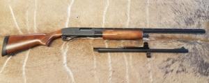 Remington 870 Express Combo 20/76+ Huzagolt Váltócsővel