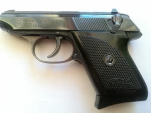 Maroklőfegyver