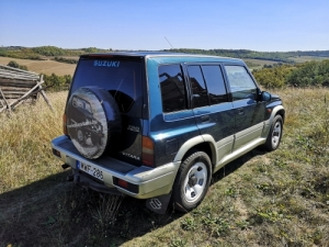 Suzuki Vitara 2.0 T/IC