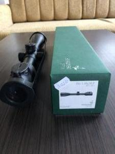 Swarovski Z6I 3-18x50 P BT L 4A-I