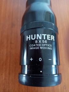 Hunter 8x56 celtavcsö