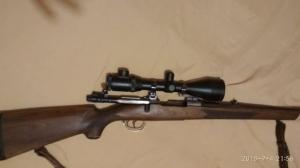 Német Mauser 8x60s