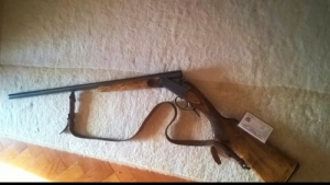 Baikal Izs 18 E sörétes vadászfegyver