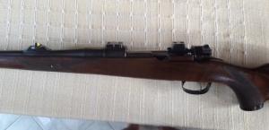 Brno M98 9,3*62 utánkereső puska