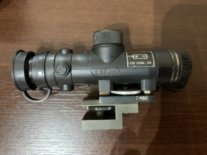 Dipol 850 laser + dedal szerelék