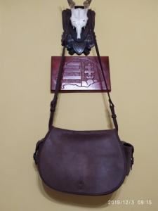 Marhabőr táska
