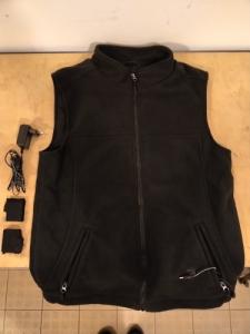 Fűthető mellény-Thermo Vest