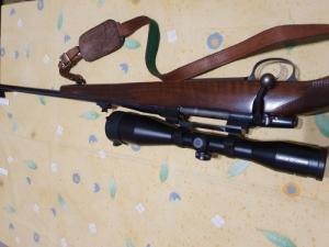 Golyós vadászfegyver