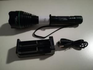 Opticfire fényvető 860 / 940 nm