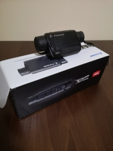 Pulsar Axion XM30 Key hőkamera