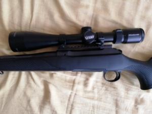 SAUER 101 Golyós vadászfegyver