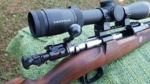 Mauser M98 375 H&H