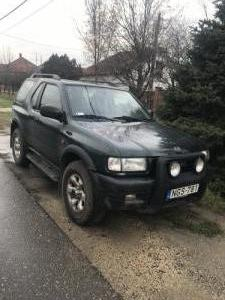 Opel Fronera