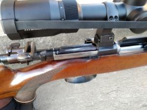 8x57JS golyós puska