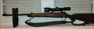 Balkezes Mauser M03 Zeiss 2,5-10-50 céltávcsővel