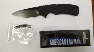 Cold Steel American Lawman 58B kés eladó