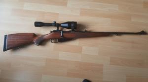 Fég golyós puska