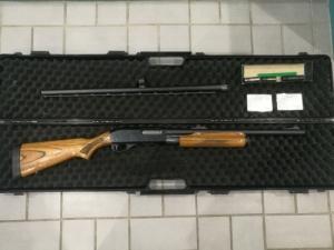Remington 12/76 870 EXP Pumpás