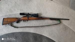 Fég golyós vadászfegyver