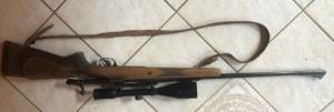 Spanyol Mauser 7mm Rem. Mag.