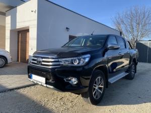 Toyota Hilux Invincible automatic Újszeű!